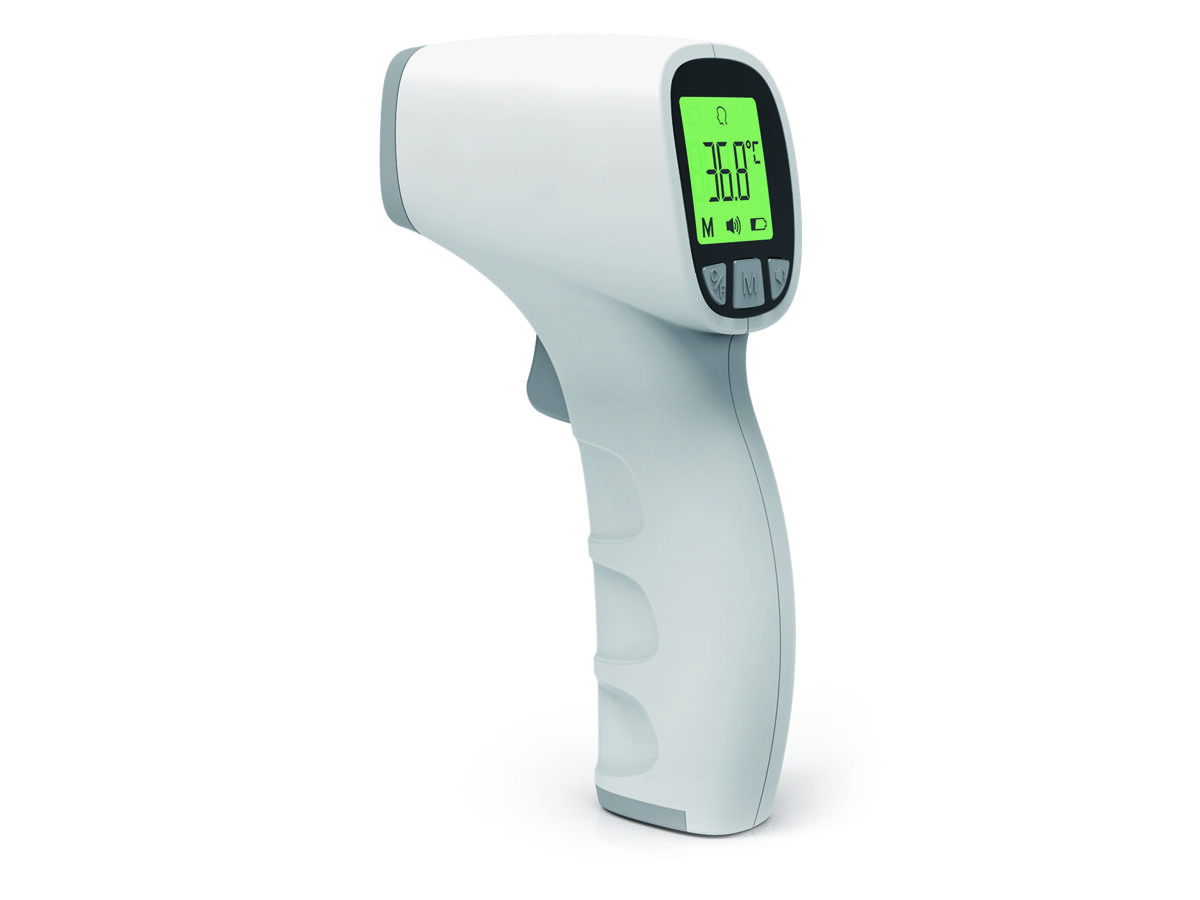INFRARED,THERMOMETER,DIGI NON-TOUCH FORHEAD